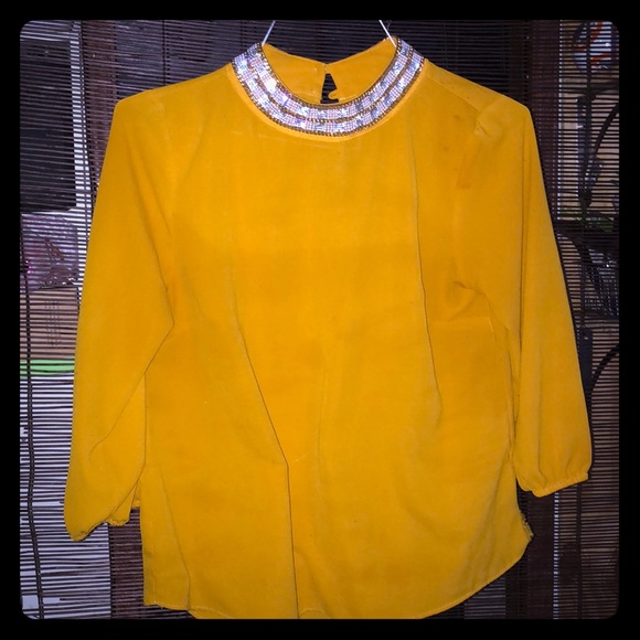 Tops - Blouses yellow
